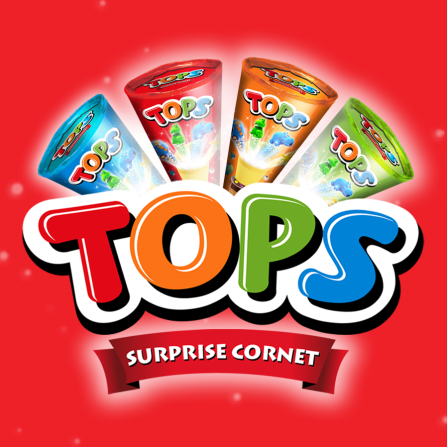 Tops Surprise  Choco Cornet